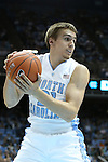 09 November 2012: North Carolina's Jackson Simmons. The University of North Carolina Tar Heels played the Gardner-Webb University Runnin' Bulldogs at Dean E. Smith Center in Chapel Hill, North Carolina in an NCAA Division I Men's college basketball game. UNC won the game 76-59.