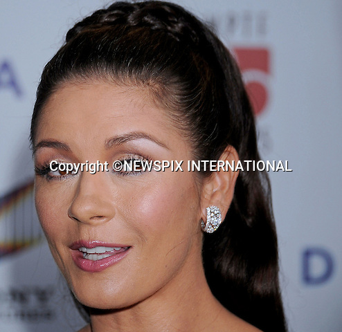 """CATHERINE ZETA JONES.attends the 6th Annual """"A Fine Romance"""" to benefit the Motion Picture & Television Fund at Sony Studios, Culver City, Los Angeles_15/10/2011.Mandatory Photo Credit: ©Crosby/Newspix International. .**ALL FEES PAYABLE TO: """"NEWSPIX INTERNATIONAL""""**..PHOTO CREDIT MANDATORY!!: NEWSPIX INTERNATIONAL(Failure to credit will incur a surcharge of 100% of reproduction fees).IMMEDIATE CONFIRMATION OF USAGE REQUIRED:.Newspix International, 31 Chinnery Hill, Bishop's Stortford, ENGLAND CM23 3PS.Tel:+441279 324672  ; Fax: +441279656877.Mobile:  0777568 1153.e-mail: info@newspixinternational.co.uk"""