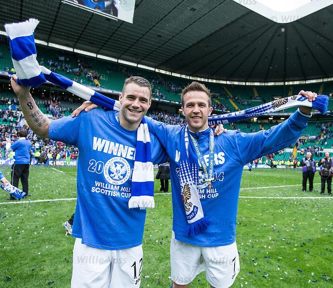James Dunne and Chris Millar