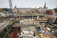 December 2011: Pembroke College Brewer Street Project