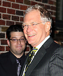 """Celebrities visit """"Late Show with David Letterman"""" November 17, 2011"""