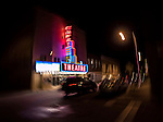 Personal Work<br /> <br /> The Capri Theatre in Shelbyville, Tennessee.