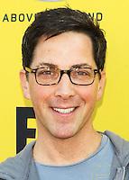 SANTA MONICA, CA, USA - NOVEMBER 16: Dan Bucatinsky arrives at the P.S. ARTS Express Yourself 2014 held at The Barker Hanger on November 16, 2014 in Santa Monica, California, United States. (Photo by Celebrity Monitor)
