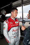 Andre Lotterer discusses his overall pole position