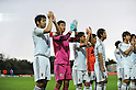 Japan team group (JPN),.MAY 25, 2012 - Football / Soccer :.(L-R) Kazuya Yamamura, Shunsuke Ando, Yusuke Higa, Kosuke Yamamoto, Keigo Higashi and Yuya Osako of Japan acknowledge fans after the 2012 Toulon Tournament Group A match between U-23 Japan 3-2 U-21 Netherlands at Stade de l'Esterel in Saint-Raphael, France. (Photo by MEXSPORT/AFLO)(Photo by FAR EAST PRESS/AFLO)