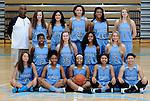 11-23-15, Skyline High School girl's varsity basketball team