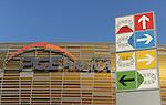 Fussball EURO 2012 Vorschau: PGE Arena EM Stadion in Danzig und Stadtansichten