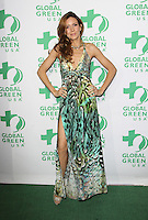 Hollywood, CA - February 22: Michelle Clunie, At 14th Annual Global Green Pre Oscar Party, At TAO Hollywood In California on February 22, 2017. Credit: Faye Sadou/MediaPunch