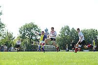 VOETBAL: DEINUM: Sparta '59 1 - Friesland 3, ©foto Martin de Jong