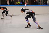 SCHAATSEN: LEEUWARDEN, 22-10-2016, Elfstedenhal,  KNSB Trainingswedstrijden, Manon Kamminga, ©foto Martin de Jong