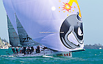 Quantum Key West 2013, fourth day of racing.ITA 229 Bombarda , Andrea Pozzi , winner melees 32 division.