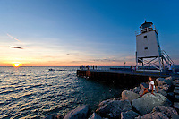 Scenes of Charlevoix (Michigan)