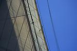 Sail patterns, San Diego Maritime Museum, San Diego, California