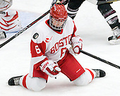 Shannon Doyle (BU - 6) - The Boston University Terriers defeated the visiting Union College Dutchwomen 6-2 on Saturday, December 13, 2012, at Walter Brown Arena in Boston, Massachusetts.