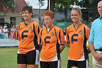 KAATSEN: WEIDUM: 21-08-2013, Dames PC Miranda Scheffer, ©foto Martin de Jong