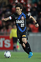 Yuki Abe (Reds),.APRIL 21, 2012 - Football / Soccer :.2012 J.League Division 1 match between Omiya Ardija 2-0 Urawa Red Diamonds at NACK5 Stadium Omiya in Saitama, Japan. (Photo by Hiroyuki Sato/AFLO)