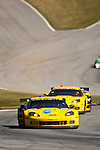 #4 Corvette Racing Chevrolet Corvette C6 ZR1: Oliver Gavin, Jan Magnussen, Richard Westbrook