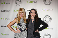 PaleyFEST 2013 - 2 Broke Girls