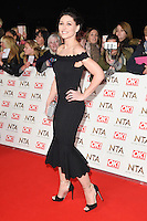 Emma Willis at the National TV Awards 2017 held at the O2 Arena, Greenwich, London. <br /> 25th January  2017<br /> Picture: Steve Vas/Featureflash/SilverHub 0208 004 5359 sales@silverhubmedia.com
