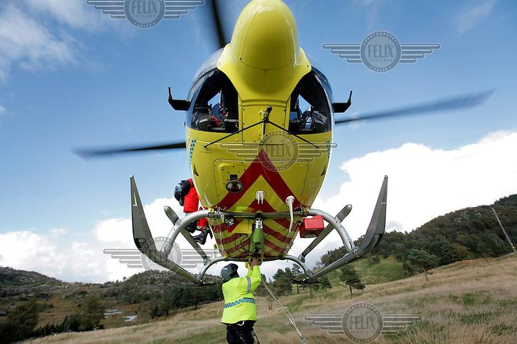Emergency Services by Fredrik Naumann