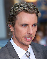 HOLLYWOOD, LOS ANGELES, CA, USA - SEPTEMBER 15: Dax Shepard arrives at the Los Angeles Premiere Of Warner Bros. Pictures' 'This Is Where I Leave You' held at the TCL Chinese Theatre on September 15, 2014 in Hollywood, Los Angeles, California, United States. (Photo by Xavier Collin/Celebrity Monitor)