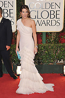 Sandra Bullock at the 66th Annual Golden Globe Awards at the Beverly Hilton Hotel..January 11, 2009 Beverly Hills, CA.Picture: Paul Smith / Featureflash