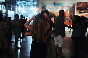 SEPTEMBER 7, 2012: Audience dances to Bio Ritmo at CAM. Night two, Hopscotch 2012. (photo by Kim Walker, kimwalkerphoto.com)