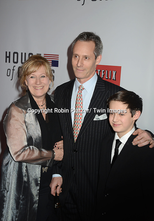 """Premiere of """"House of Cards"""" 
