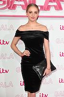 LONDON, UK. November 24, 2016: Eden Taylor Draper at the 2016 ITV Gala at the London Palladium Theatre, London.<br /> Picture: Steve Vas/Featureflash/SilverHub 0208 004 5359/ 07711 972644 Editors@silverhubmedia.com