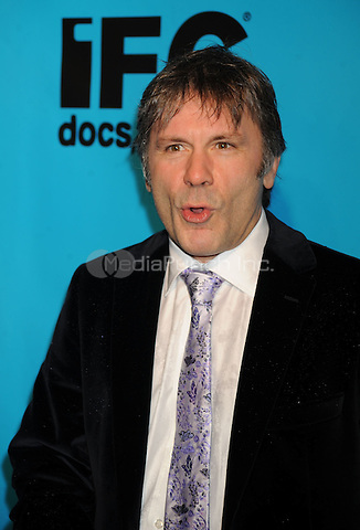 Bruce Dickinson at the IFC & BAFTA premiere of the documentary Monty Python: Almost The Truth (Lawyer's Cut), celebrating the troupe's 40th anniversary at the Ziegfeld Theatre in New York City. October 15, 2009. Credit: Dennis Van Tine/MediaPunch