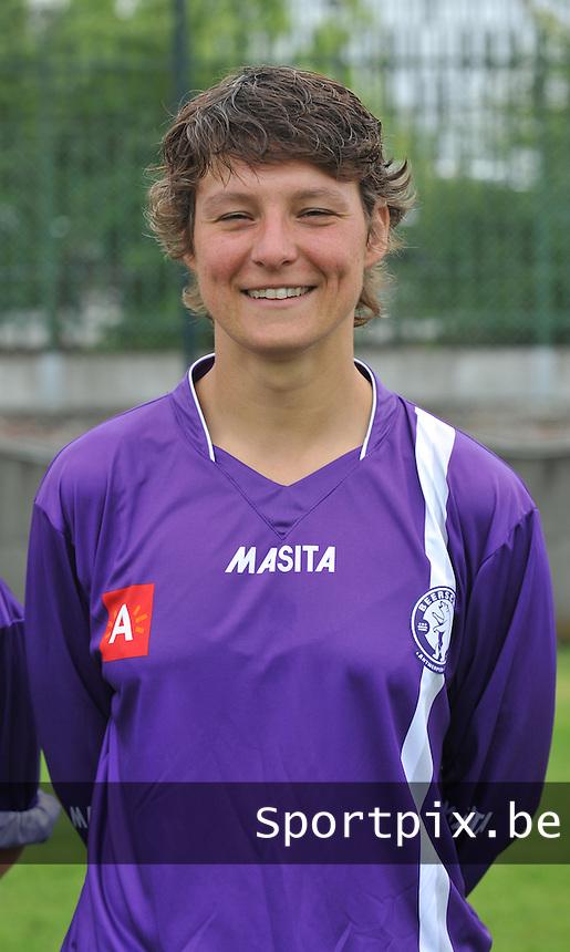 Beerschot AC Dames : Elke Somers.foto DAVID CATRY / Vrouwenteam.be