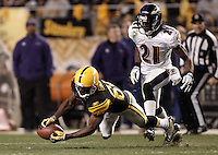 Pittsburgh Steelers vs Baltimore Ravens 11/6/11
