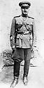 Iran 1946?.<br /> General Barzani, commander of the Kurdish army during the republic of Kurdistan in Mahabad.<br /> Iran 1946. <br /> Le general Barzani,  commandant l'armee de la Republique du Kurdistan a Mahabad