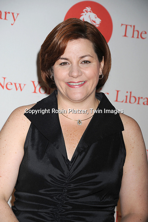 Christine Quinn..arriving at The New York Public Library 2008 Library Lions Benefit Gala on November 3, 2008 at The New York Public Library at 42nd Street and 5th Avenue.....Robin Platzer, Twin Images