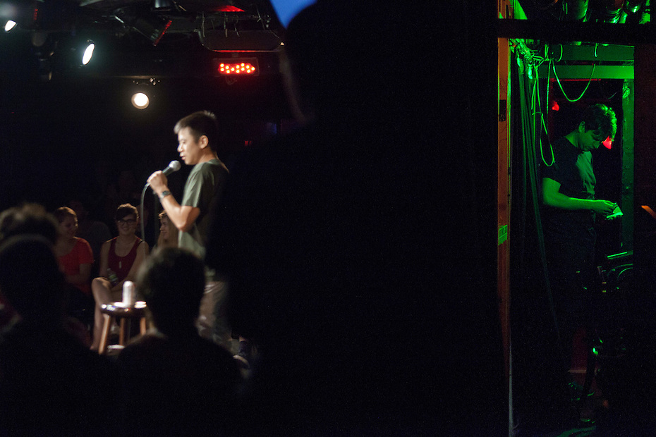 Sheng Wang - Whiplash - July 23, 2012 -  UCB, NY