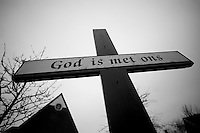 Kuurne-Brussel-Kuurne 2012<br /> &quot;God is with us&quot;