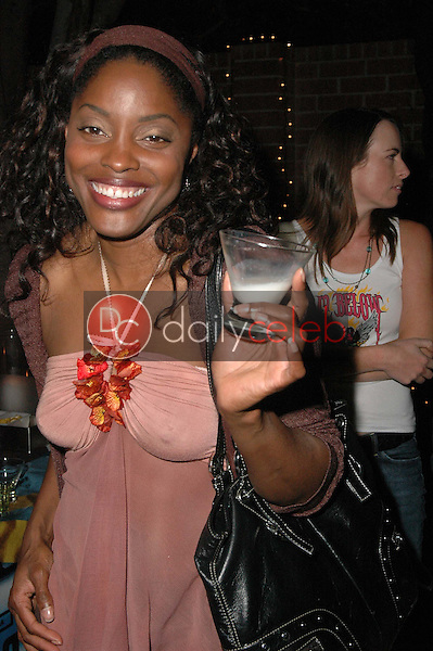 Kathleen McAuley of The Lodge<br />at the 42 Below L.A. Cocktail World Cup Semi Finals. Eat At Sunset, Hollywood, CA. 06-26-06<br />Dave Edwards/DailyCeleb.com 818-249-4998