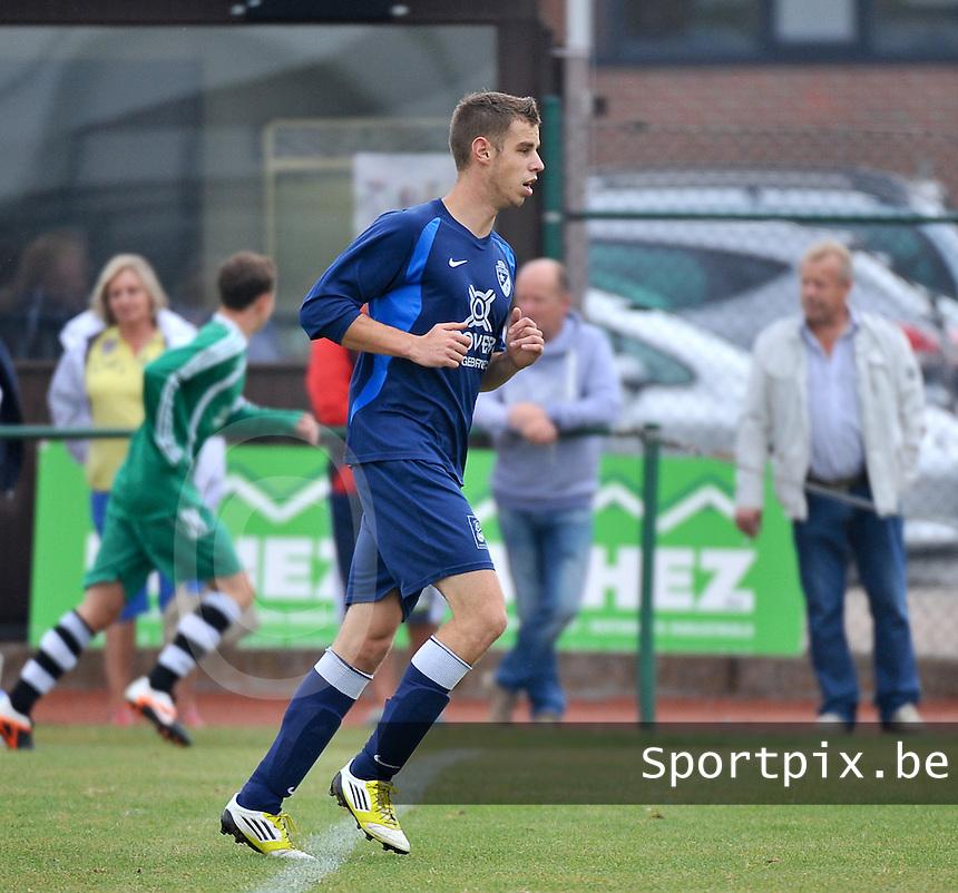NS Heule : Davy Provoost<br /> foto VDB / Bart Vandenbroucke