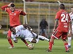 Once Caldas empato 1x1 a Fortaleza en la Liga Aguila I 2016