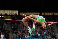 Athletics - AVIVA Grand Prix - Birmingham..Blanka Vlasic won the womnes the High Jump at Alexander Stadium.