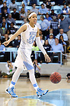 23 March 2014: North Carolina's Jessica Washington. The University of North Carolina Tar Heels played the University of Tennessee Martin Skyhaws in an NCAA Division I Women's Basketball Tournament First Round game at Cameron Indoor Stadium in Durham, North Carolina. UNC won the game 60-58.