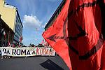 Manifestazione a Roma per il Kurdistan