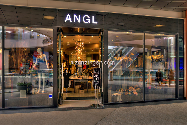 Clothing stores in santa monica