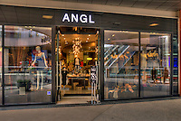 ANGL, Clothing Store,  Santa Monica Place; shopping mall; Santa Monica; CA;