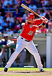 16 September 2007: Washington Nationals outfielder Ryan Church in action against the Atlanta Braves at Robert F. Kennedy Memorial Stadium in Washington, DC. The Braves shut out the Nationals 3-0 in the third game of their 3-game series...Mandatory Photo Credit: Ed Wolfstein Photo