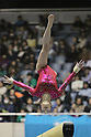 Natsumi Sasada (JPN), .APRIL 8, 2012 - Artistic gymnastics : .The 66th All Japan Gymnastics Championship Individual All-Around, Women's Individual 2nd day .at 1nd Yoyogi Gymnasium, Tokyo, Japan. .(Photo by Akihiro Sugimoto/AFLO SPORT) [1080]