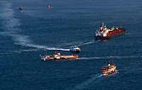 Europe/Turquie/Istanbul :  Navigation sur le Bosphore