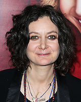 HOLLYWOOD, LOS ANGELES, CA, USA - NOVEMBER 05: Sara Gilbert arrives at the Los Angeles Premiere Of HBO's 'The Comeback' held at the El Capitan Theatre on November 5, 2014 in Hollywood, Los Angeles, California, United States. (Photo by Xavier Collin/Celebrity Monitor)