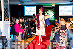 Modelling fashions from Jasmine Boutique at the Aughacasla NS Fashion Show at the Rose Hotel on Friday night