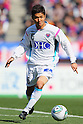 Tomotaka Okamoto (Sagan), MARCH 5, 2011 - Football : 2011 J.LEAGUE Division 2 match between FC Tokyo 1-0 Sagan Tosu at Ajinomoto Stadium, Tokyo, Japan. (Photo by Yusuke Nakanishi/AFLO SPORT) [1090]